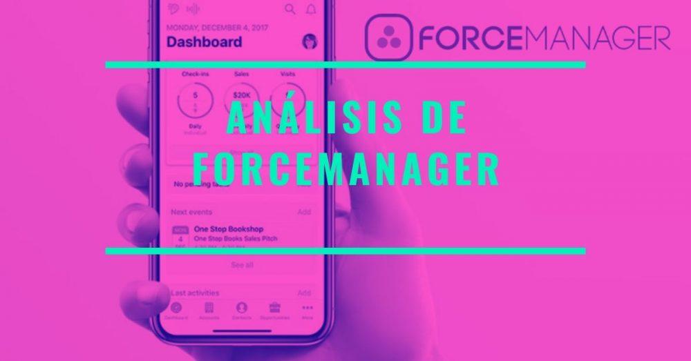 Photo of Análisis de ForceManager CRM: Análisis, características y precios