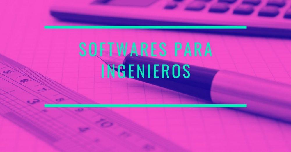 Photo of Los grandes softwares para ingenieros