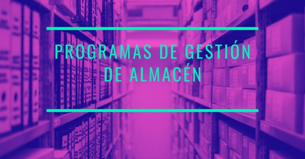 Photo of Programas de gestión de almacén